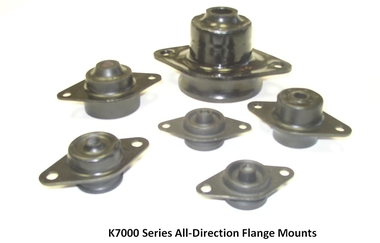 All-Direction Flange Mounts / K7020-51S