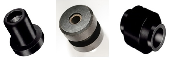 Center Bonded Mounts & Bushings